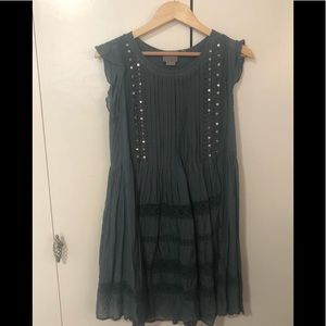 Anthropology dress size Medium
